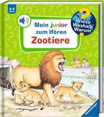 Zootiere - Bild 2 - Klicken zum Vergößern