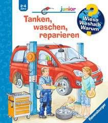 Tanken, waschen, reparieren - Bild 1 - Klicken zum Vergößern
