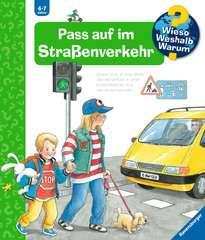 Pass auf im Straßenverkehr Bücher;Wieso? Weshalb? Warum? Ravensburger