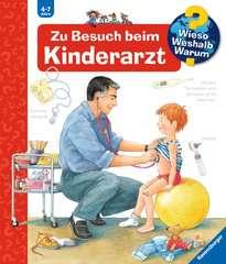 Zu Besuch beim Kinderarzt - Bild 1 - Klicken zum Vergößern