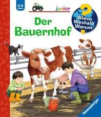 Der Bauernhof - Bild 1 - Klicken zum Vergößern