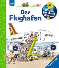 Der Flughafen Bücher;Wieso? Weshalb? Warum? - Bild 1 - Ravensburger