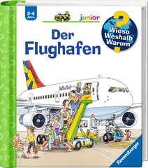 Der Flughafen Bücher;Wieso? Weshalb? Warum? - Bild 2 - Ravensburger