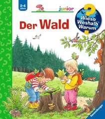 Der Wald Bücher;Wieso? Weshalb? Warum? - Bild 1 - Ravensburger