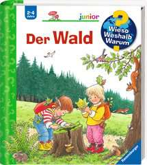Der Wald Bücher;Wieso? Weshalb? Warum? - Bild 2 - Ravensburger