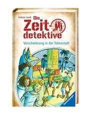 Die Zeitdetektive, Band 1: Verschwörung in der Totenstadt - Bild 2 - Klicken zum Vergößern