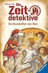 Die Zeitdetektive, Band 6: Die Brandstifter von Rom - Bild 1 - Klicken zum Vergößern