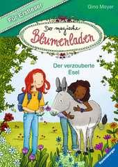 Der magische Blumenladen für Erstleser, Band 3: Der verzauberte Esel - Bild 1 - Klicken zum Vergößern