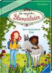 Der magische Blumenladen für Erstleser, Band 3: Der verzauberte Esel - Bild 2 - Klicken zum Vergößern