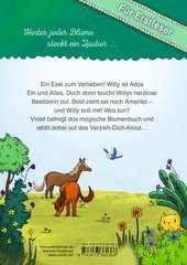 Der magische Blumenladen für Erstleser, Band 3: Der verzauberte Esel - Bild 3 - Klicken zum Vergößern