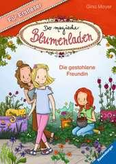 Der magische Blumenladen für Erstleser, Band 4: Die gestohlene Freundin - Bild 1 - Klicken zum Vergößern