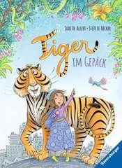 Tiger im Gepäck - Bild 1 - Klicken zum Vergößern