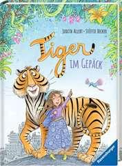 Tiger im Gepäck - Bild 2 - Klicken zum Vergößern