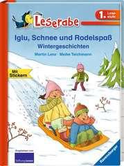 Iglu, Schnee und Rodelspaß. Wintergeschichten - Bild 2 - Klicken zum Vergößern