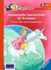 Zauberhafte Geschichten für Erstleser. Ponys, Feen und Prinzessinnen - Bild 1 - Klicken zum Vergößern