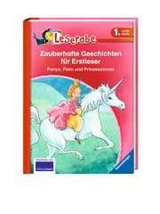Zauberhafte Geschichten für Erstleser. Ponys, Feen und Prinzessinnen - Bild 2 - Klicken zum Vergößern