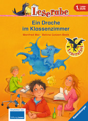 Ein Drache im Klassenzimmer Bücher;Leserabe Ravensburger
