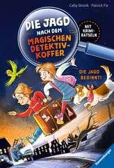 Die Jagd nach dem magischen Detektivkoffer, Band 1: Die Jagd beginnt! - Bild 1 - Klicken zum Vergößern