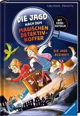 The Hunt for the Magic Detective Suitcase (Vol. 1): The Hunt Begins - image 2 - Click to Zoom