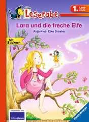 Lara und die freche Elfe - Bild 1 - Klicken zum Vergößern
