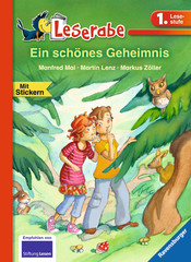 Ein schönes Geheimnis Bücher;Leserabe Ravensburger