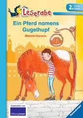 Ein Pferd namens Gugelhupf - Bild 1 - Klicken zum Vergößern