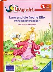 Lara und die freche Elfe. Prinzessinnenzauber - Bild 2 - Klicken zum Vergößern