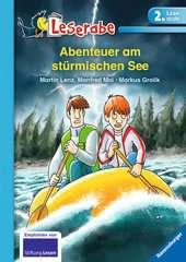 Abenteuer am stürmischen See - Bild 1 - Klicken zum Vergößern