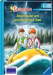 Abenteuer am stürmischen See - Bild 2 - Klicken zum Vergößern