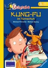 Kung-Fu im Turnschuh - Bild 1 - Klicken zum Vergößern