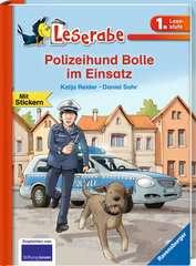 Polizeihund Bolle im Einsatz - Bild 2 - Klicken zum Vergößern