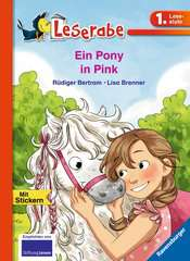 Ein Pony in Pink Bücher;Erstlesebücher - Bild 1 - Ravensburger