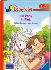Ein Pony in Pink Bücher;Erstlesebücher - Bild 2 - Ravensburger