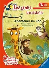 Abenteuer im Zoo - Bild 1 - Klicken zum Vergößern