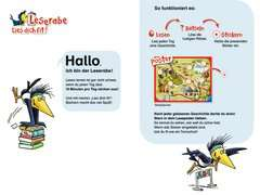 Adventures at the Zoo, Reading Raven, Reading Fitness, Level One - image 3 - Click to Zoom