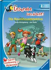 The Treehouse Detectives, Reading Raven, Reading Fitness, Level Two - image 2 - Click to Zoom