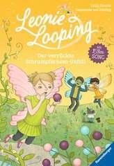Leonie Looping, Band 3: Der verrückte Schrumpferbsen-Unfall - Bild 1 - Klicken zum Vergößern