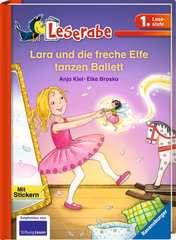 Lara und die freche Elfe tanzen Ballett - Bild 2 - Klicken zum Vergößern
