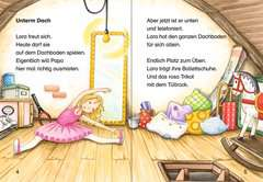 Lara und die freche Elfe tanzen Ballett - Bild 4 - Klicken zum Vergößern