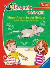 Maus-Alarm in der Schule - Bild 1 - Klicken zum Vergößern
