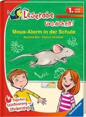 Maus-Alarm in der Schule - Bild 2 - Klicken zum Vergößern