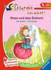 Rosa und das Einhorn - Bild 1 - Klicken zum Vergößern