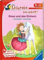 Rosa und das Einhorn Lernen und Fördern;Lernbücher - Bild 2 - Ravensburger