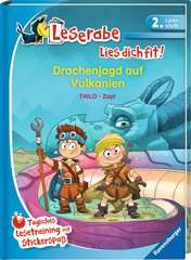 Drachenjagd auf Vulkanien Lernen und Fördern;Lernbücher - Bild 2 - Ravensburger