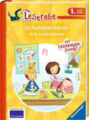 Schulabenteuer zum Lesenlernen - Bild 2 - Klicken zum Vergößern