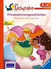 Prinzessinnengeschichten - Bild 1 - Klicken zum Vergößern
