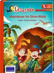 Abenteuer im Dino-Wald - Bild 2 - Klicken zum Vergößern