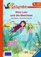 Nixe Lulu und die Meerhexe - Bild 1 - Klicken zum Vergößern