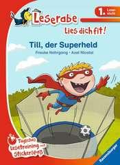 Till, der Superheld - Bild 1 - Klicken zum Vergößern