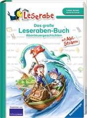 Das große Leseraben-Buch - Abenteuergeschichten - Bild 2 - Klicken zum Vergößern